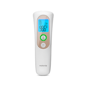 smart touchless thermometer wit