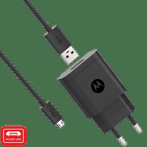Motorola 10W snelle wandoplader met micro-USB-datakabel
