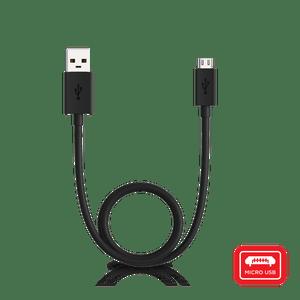Motorola 1m USB-A naar micro-USB datakabel